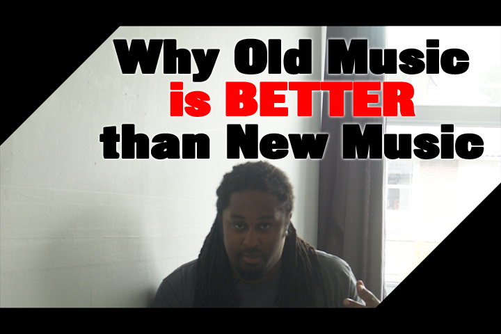 Why Old Music is BETTER than New Music