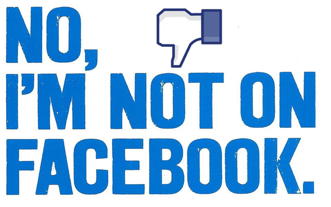 I dont have Facebook