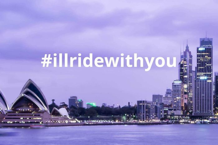 #illridewithyou Breaking the Cycle