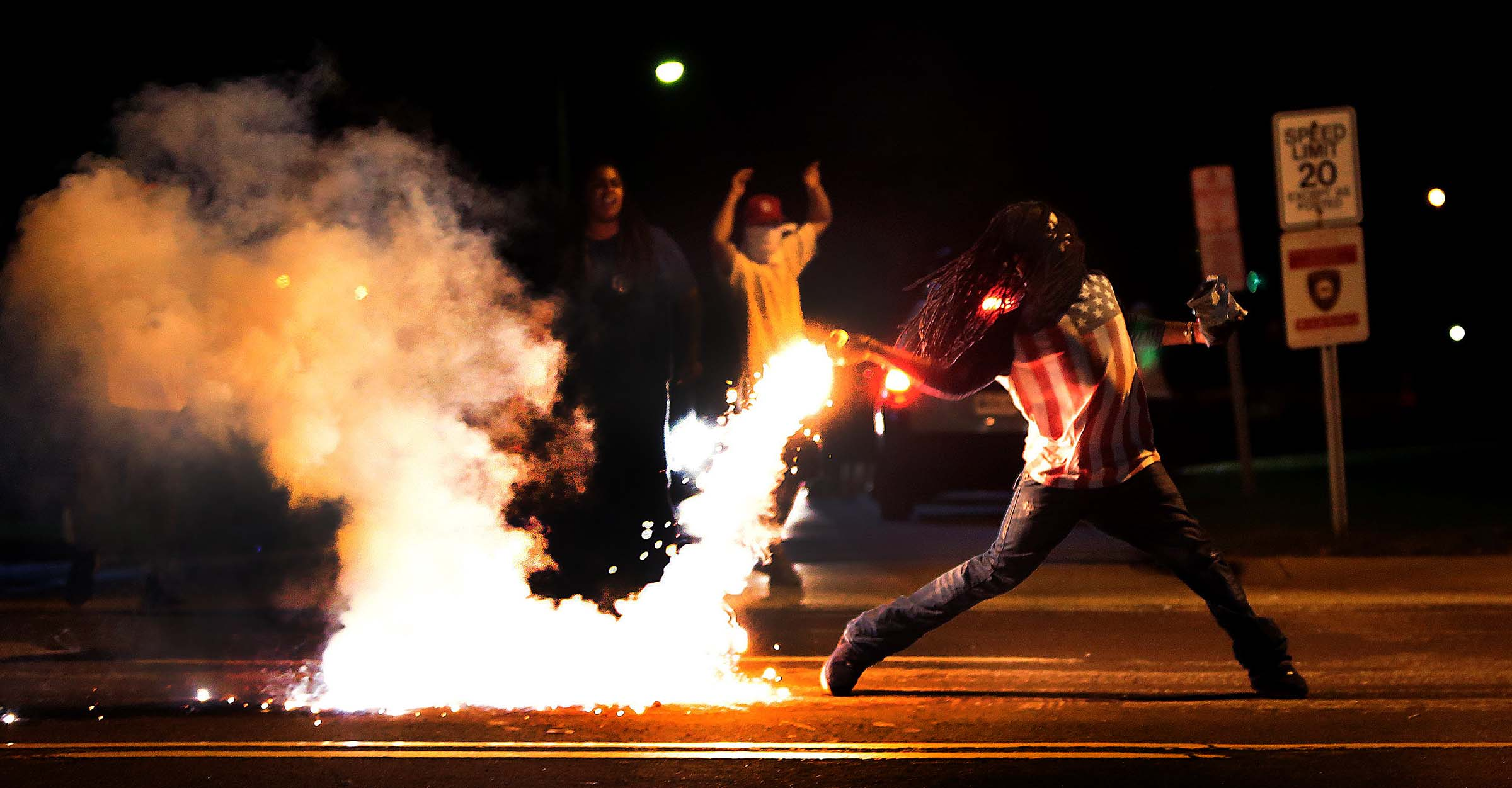 The Ferguson Riots