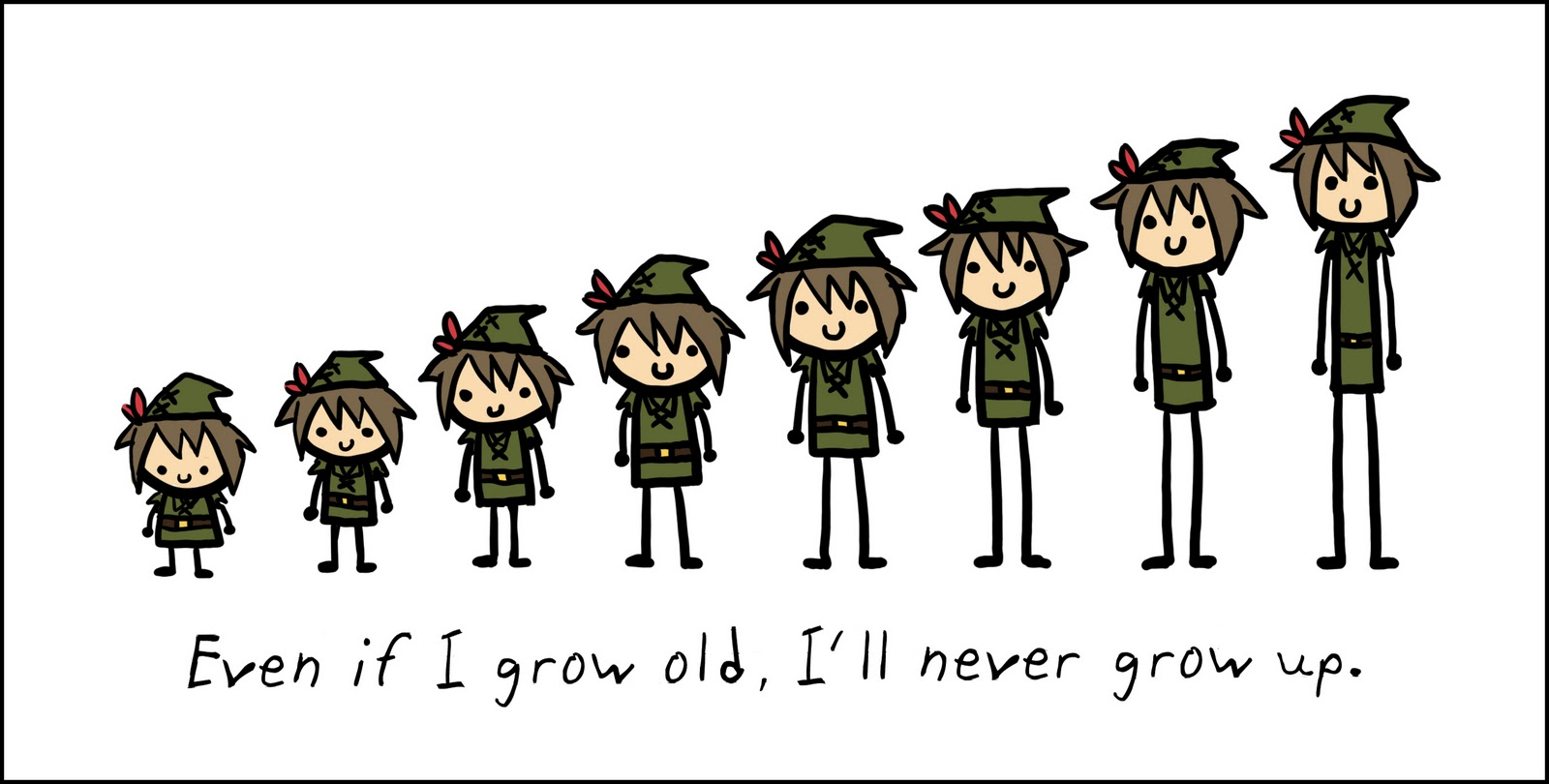 When is it time to grow up?