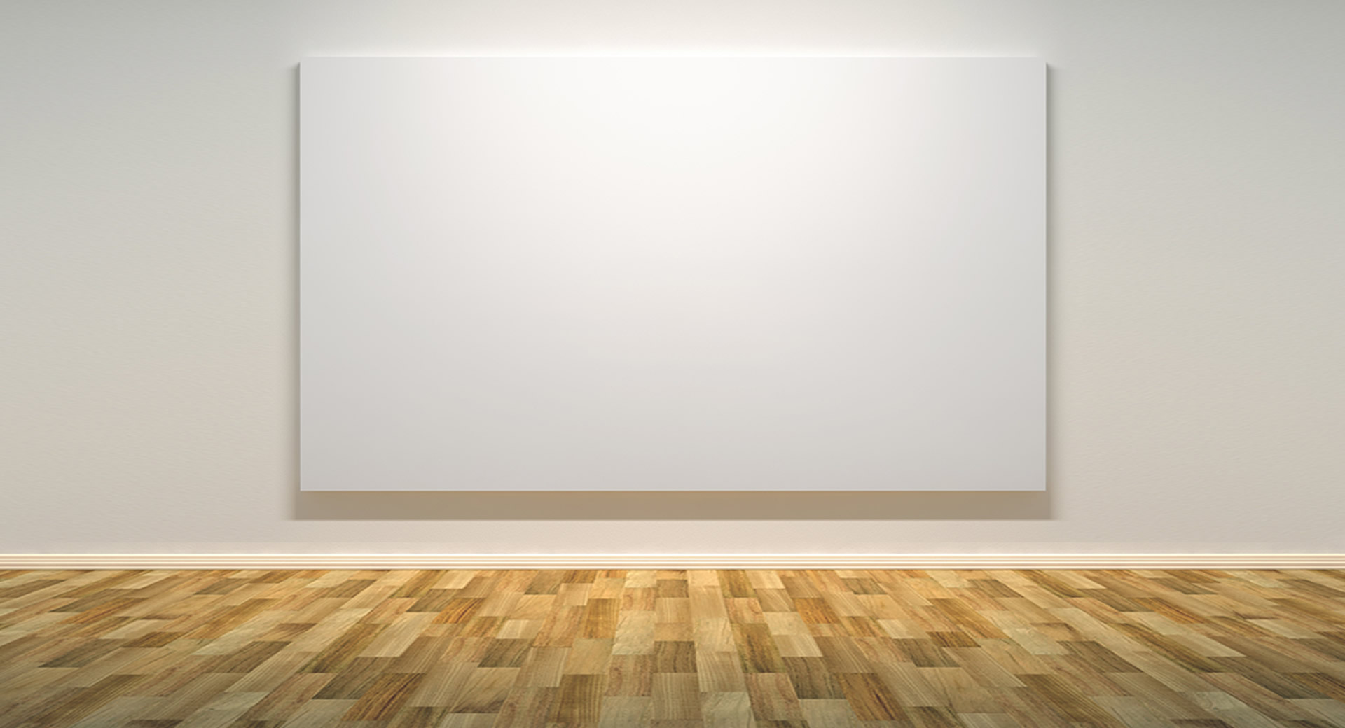 Life is a blank canvas