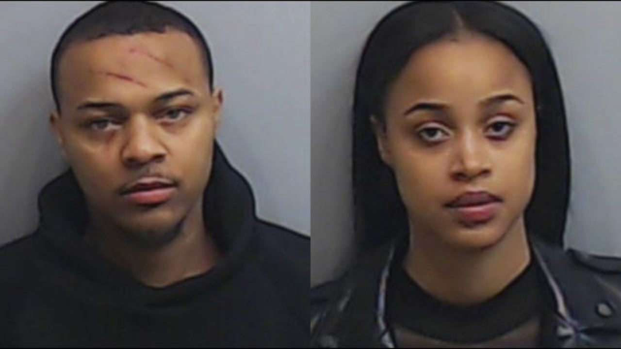 Bow Wow arrested on a domestic violence charge